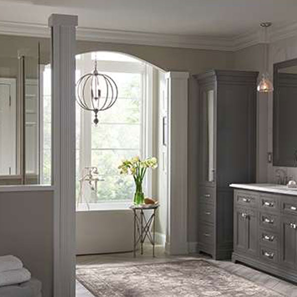 . Medallion Cabinetry   Bath Silhouettes