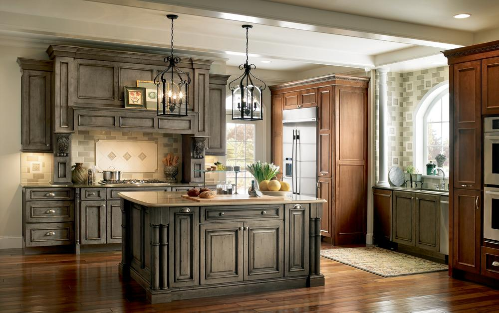 Medallion Cabinetry One Style Four Options
