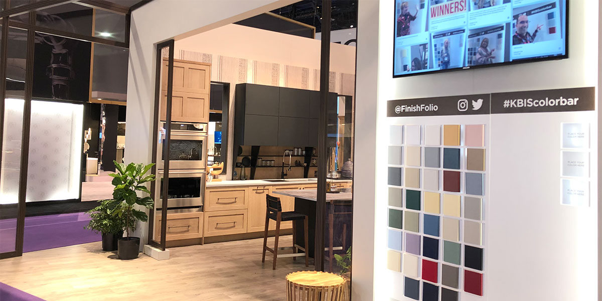 KBIS 2019 Display Booth