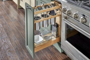 Pull-Out Canister Organizer