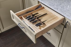 Knife Drawer Insert for 24-inch deep cabinets