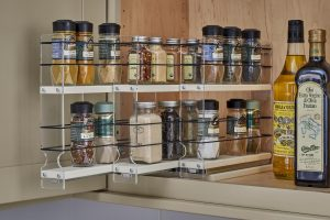 Multi-Level Spice Rack