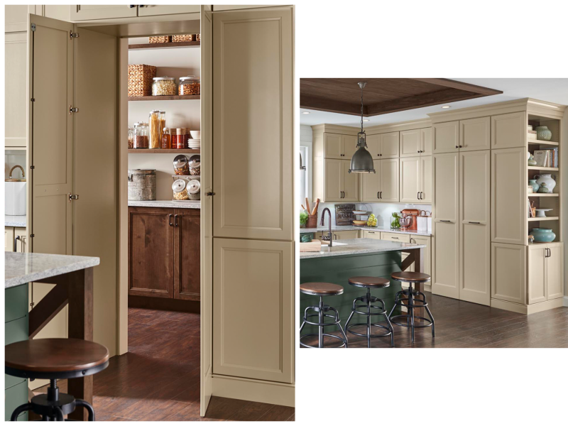 Medallion Cabinetry Walk In Pantry