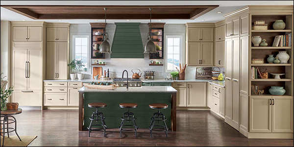 Medallion Cabinetry Built In Usa